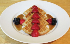 Gluten Free Dairy Free Waffles Delicious Eating for Vitality Diet Lisa Stimmer