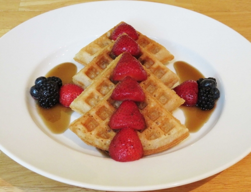 Delicious Gluten-Free and Dairy-Free Waffles